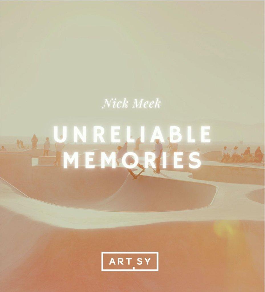 Unreliable Memories Exhibition