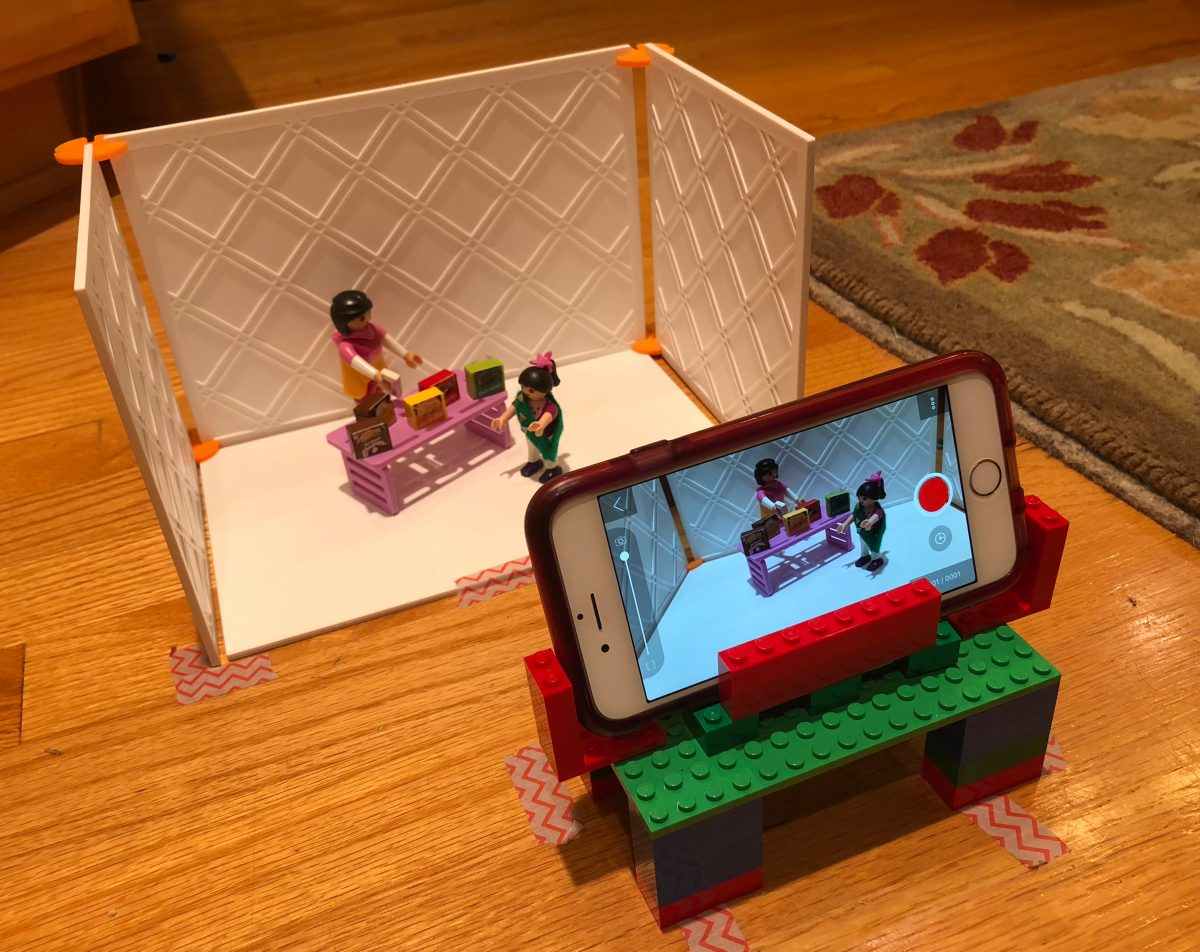 Stop Motion Animation for the Girl Scout Entertainment Technology ...