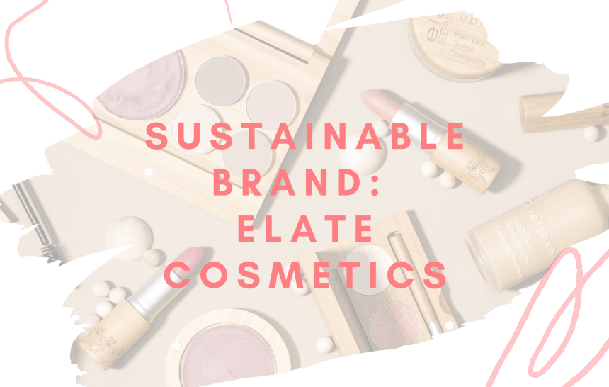 brand highlight: elate cosmetics