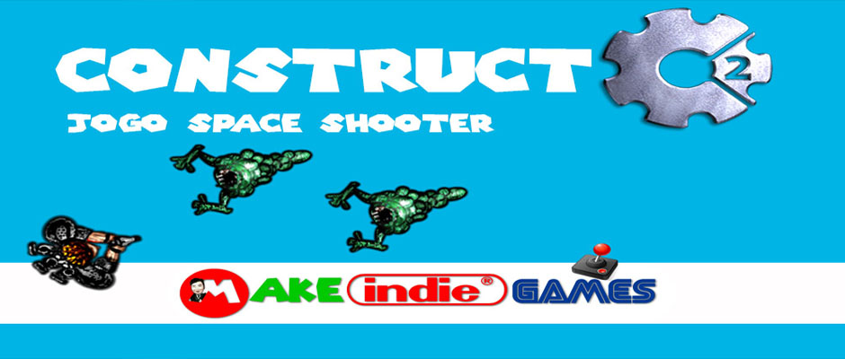 Construct 2 - Space Shooter