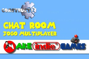 Construct2 - Chat Room Multiplayer