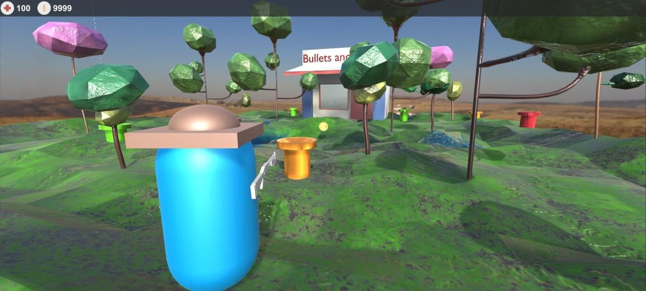 Como criar um jogo de tiro em terceira pessoa na Unity 3D