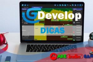 GDevelop - Dicas