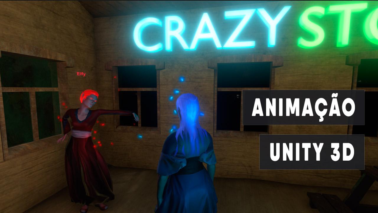 Animação com Unity 3D