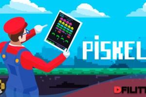 Piskel - Aprenda pixel art do zero