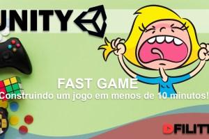 Unity 3D - Construindo um jogo em menos de 10 minutos