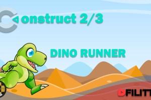 Construindo um jogo estilo corrida infinita no Construct 3