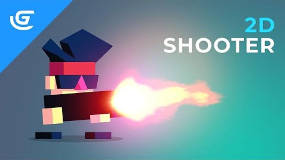 Aprenda a criar um jogo 2D de tiro usando a plataforma GDevelop
