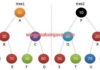 identical binary tree ismorphic