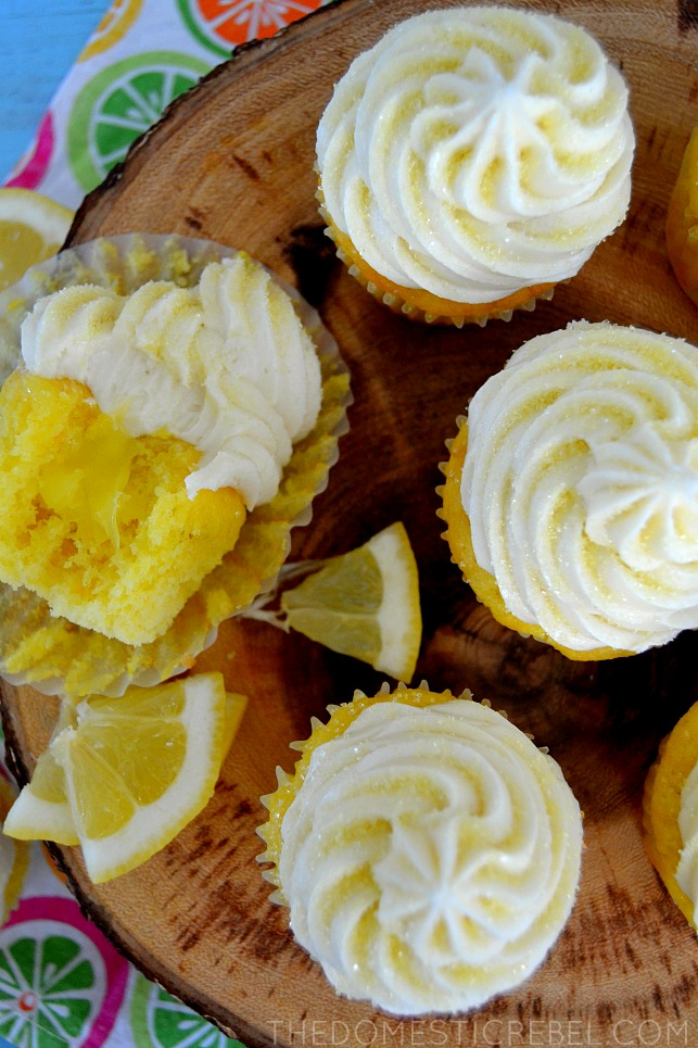 Lemon desserts 21