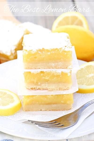 Lemon desserts 4