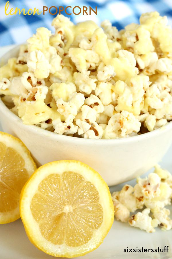 Lemon desserts 8