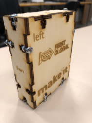 LYRC box for collection