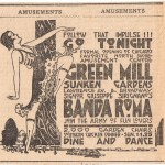 """Green Mill Sunken Gardens,"" from Uptown History, via Make It Like a Man! The Vader"