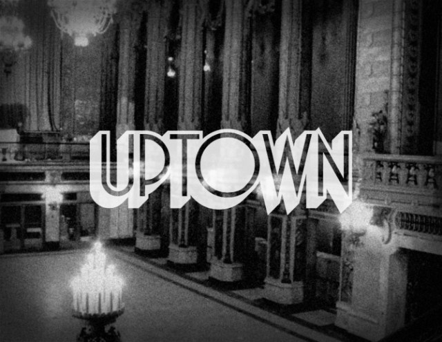 """""""Uptown in Black and White,"""" from The Chicago Neighborhoods, via Make It Like a Man! Free Wi-Fi in Uptown"""