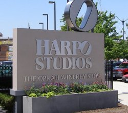 """Harpo Studios,"" from Only Rooms, via Make It Like a Man! Free Wi-Fi in West Loop"
