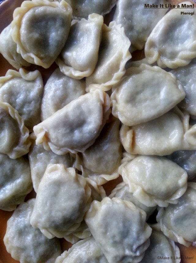 """""""How to Cook Pierogi,"""" from Make It Like a Man!"""