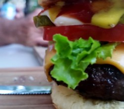 """Butcher & The Burger,"" from Make It Like a Man!"