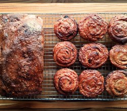 """Fig-Walnut Bread,"" from Make It Like a Man!"