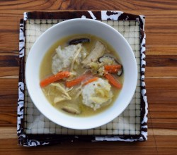 """Chicken & Dumplings,"" from Make It Like a Man!"