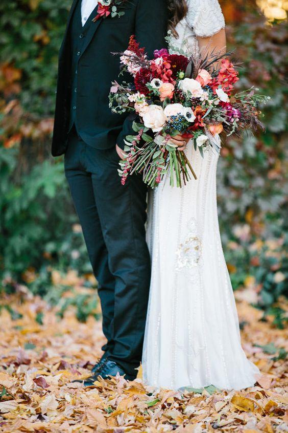 Fall Wedding Planner
