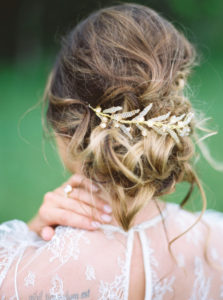 Wedding Planning Hair Piece