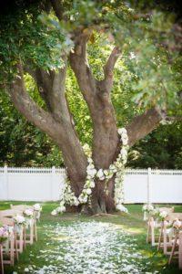 Garden Wedding Guest List