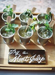 Inspiration Boards Mint Juleps