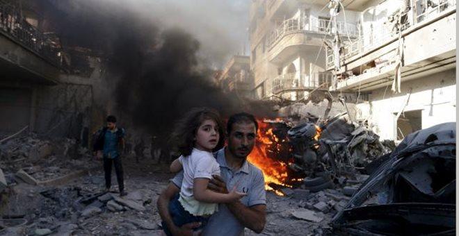 Αποτέλεσμα εικόνας για βομβαρδισμοι στη Συρια