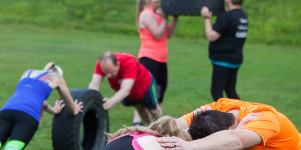 Article by Make Lemonade NZ - Ryding2Health group exercise