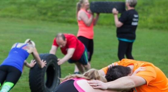 Article by Make Lemonade NZ - Ryding2Health group exercise