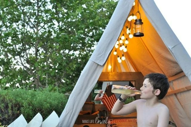 Glamping 101 Tips and Tricks