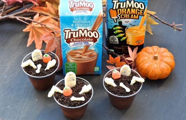 TruMoo Halloween Treat