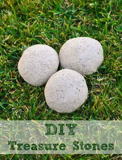 DIY Treasure Stones Recipe