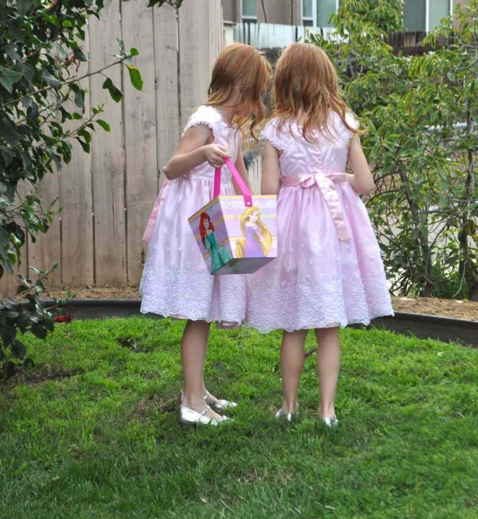 Disney princess Easter egg hunt 2