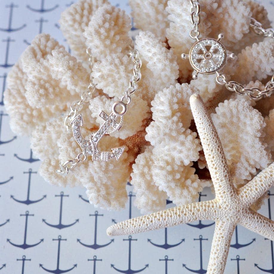 DIY Nautical Jewelry