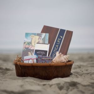 Father's Day Nautical Gift Basket + Cruise Giveaway