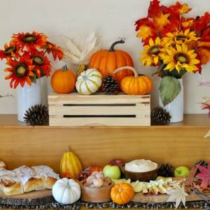 Fall Get Together and Pumpkin Cheesecake Dip Recipe