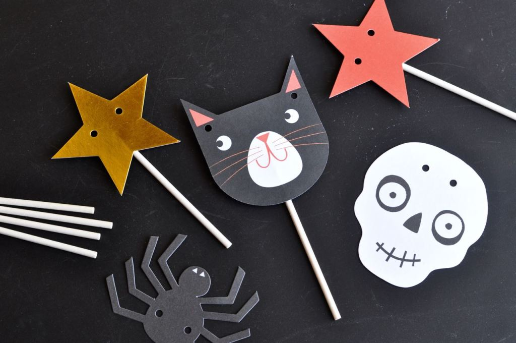Halloween party with World Market