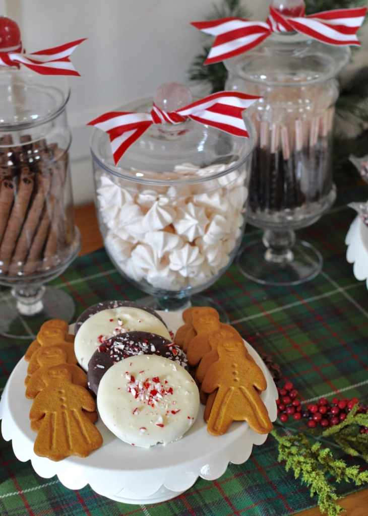 Christmas Hot Cocoa Bar