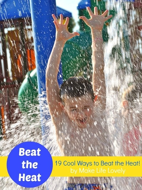 How to beat the heat and stay cool this summer