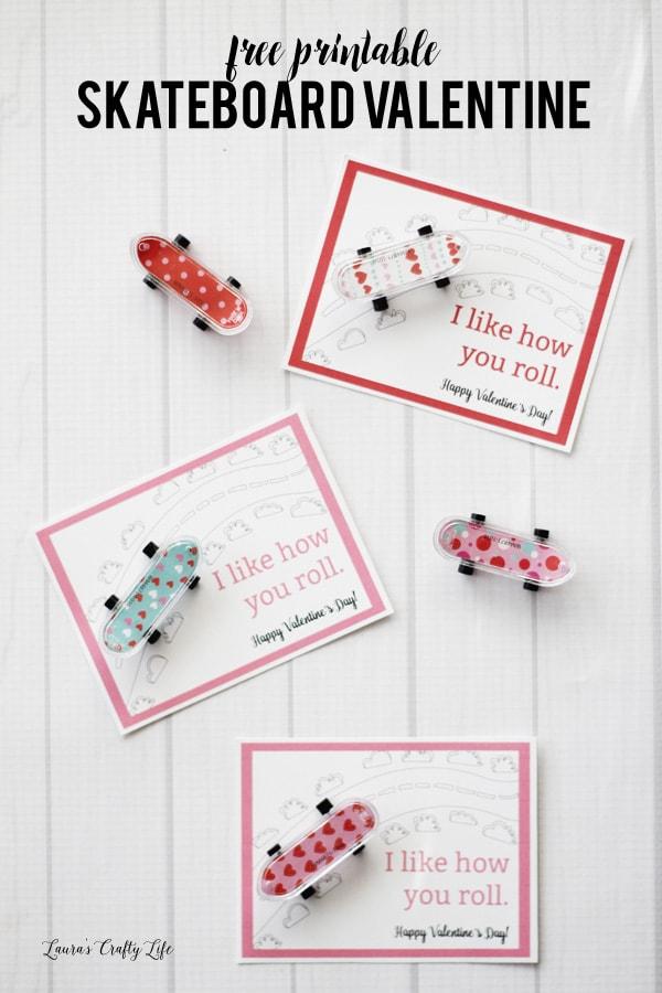 Free-printable-Skateboard-Valentine-cards-I-like-how-you-roll.