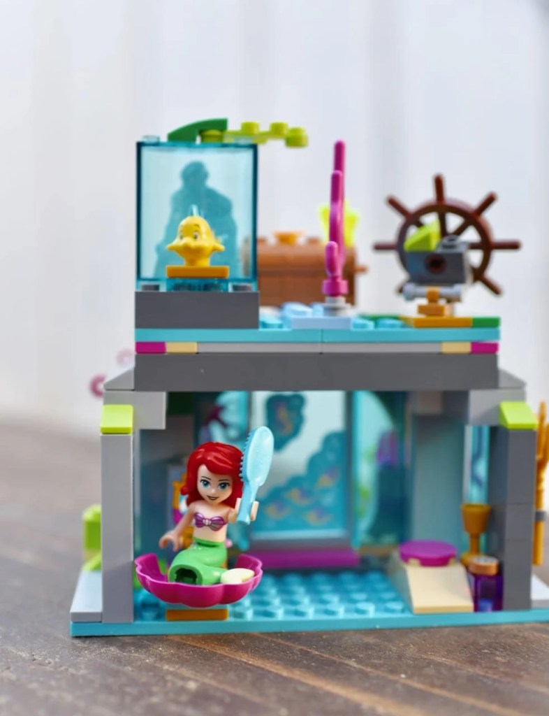Little Mermaid Party Under The Sea With Lego Make Life