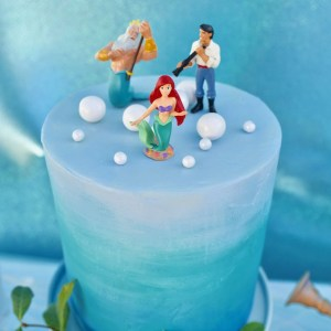 Little Mermaid Party Under the Sea with LEGO