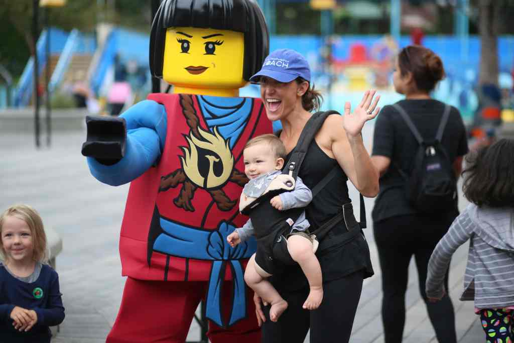 Press Conference at Legoland California.(Photo by Sandy Huffaker/Legoland)