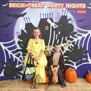 Get Your Treat on at Brick or Treat Legoland California