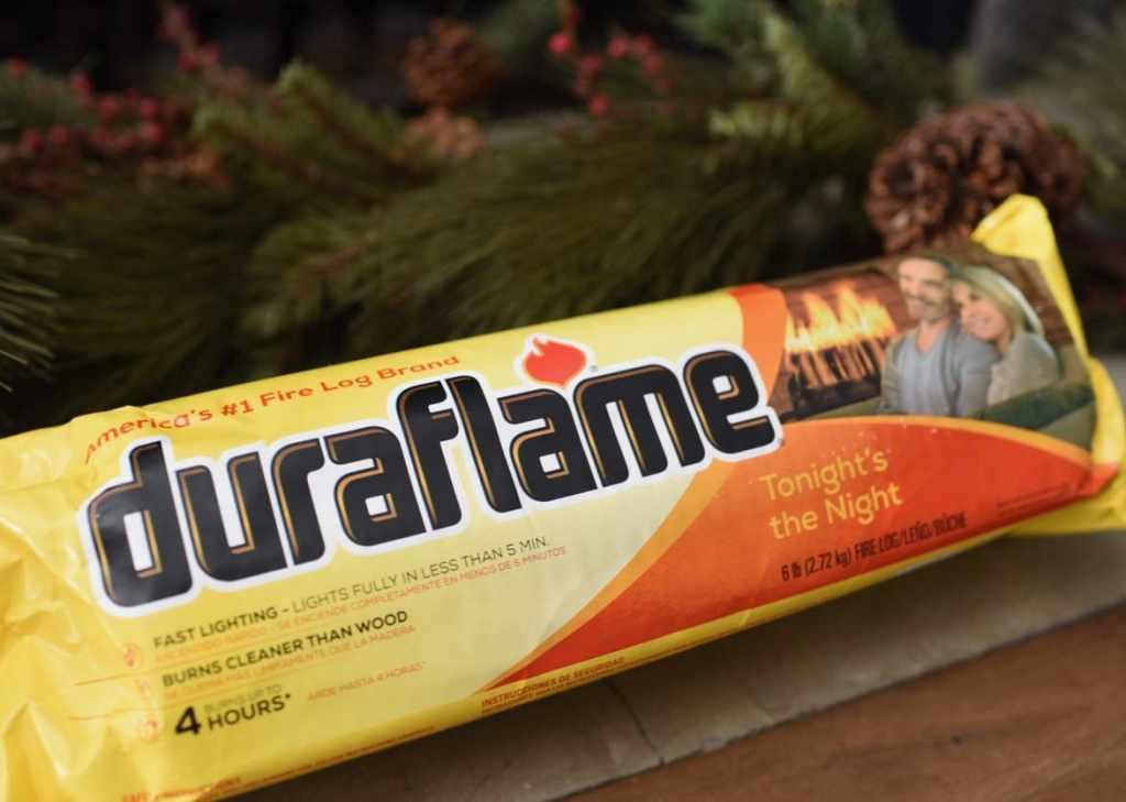 Duraflame fire log