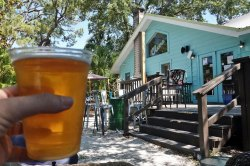 Gulfport Brewery + Eatery.