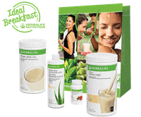 Healthy Breakfast Herbalife