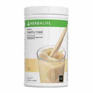 herbalic_Herbalife Vanilla